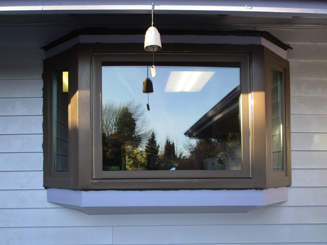 Vancouver, WA - We installed 15 windows and 1 Patio door for this amazing home in Hood River OR