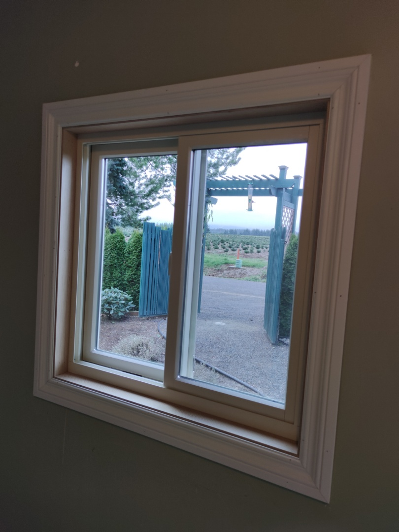 Estacada, OR - We did one door and 2 windows installation in this beautiful home