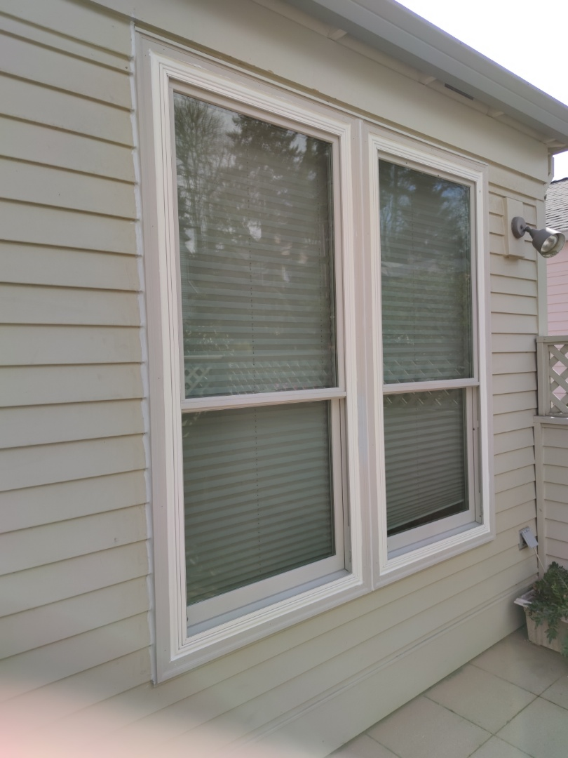 We did 2 window installation in this beautiful home