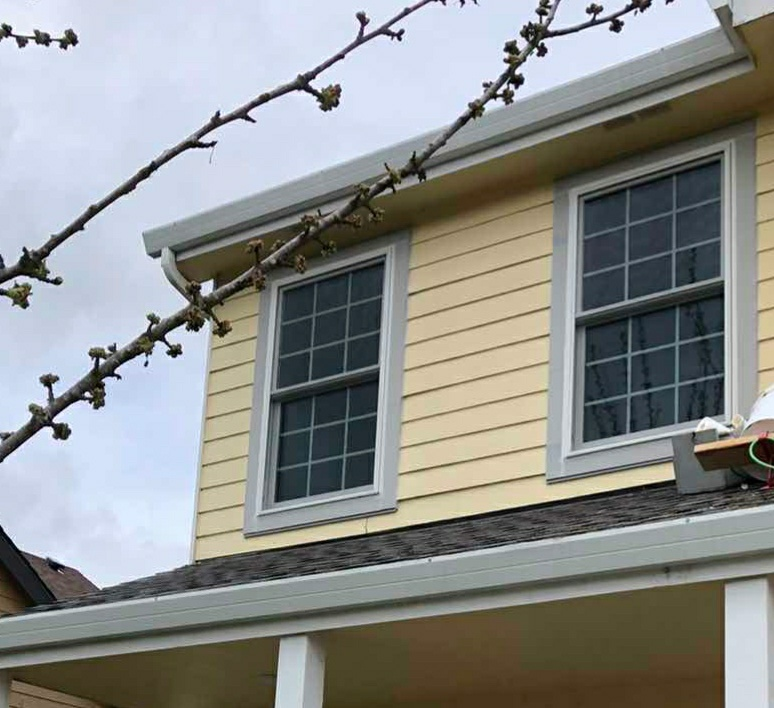 Vancouver, WA - We installed 16 windows for this amazing home in Mcminnville