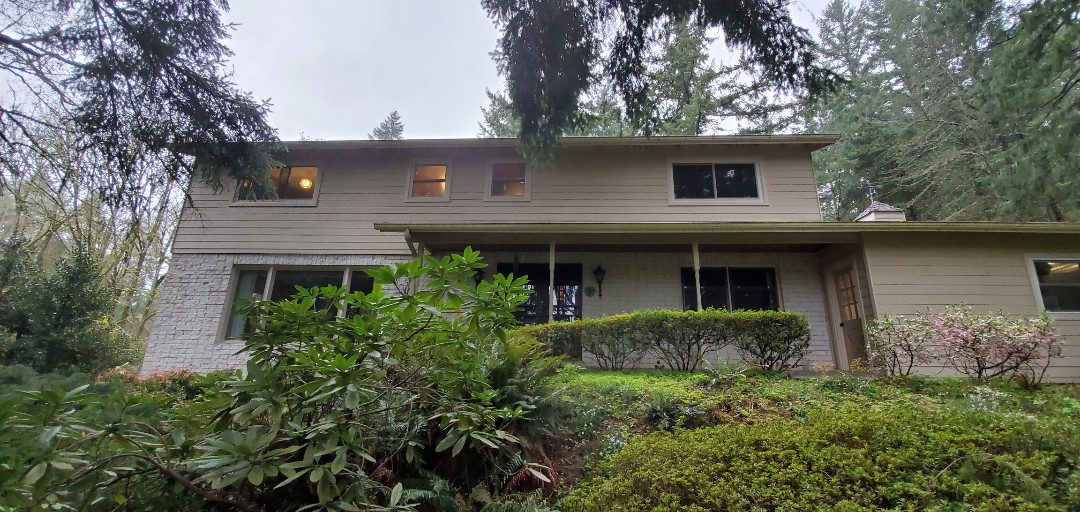 Damascus, OR - We installed 9 windows  for this amazing home in Damascus OR