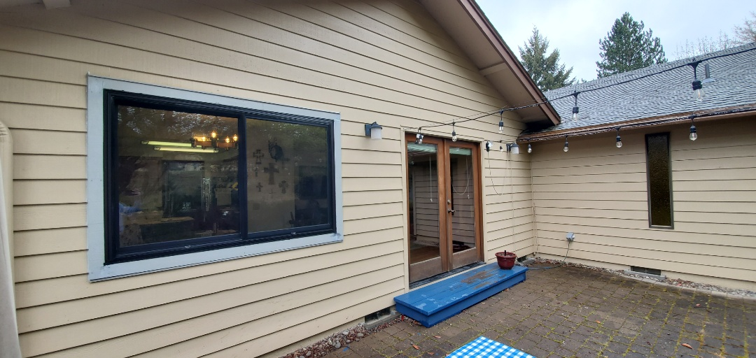 Beaverton, OR - We installed 3 windows for this amazing home in Beverton