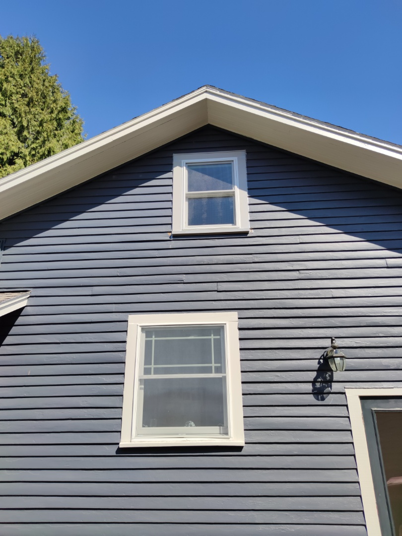 Portland, OR - We did one window installation in this beautiful hime