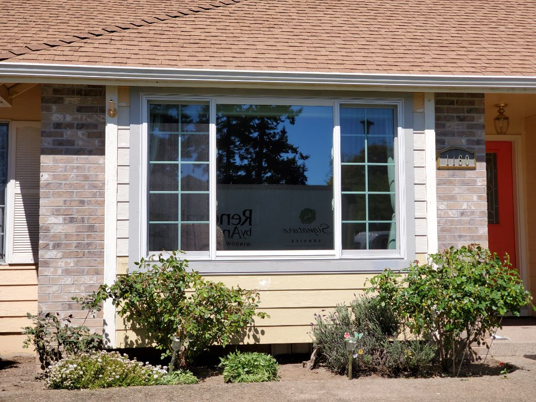 Canby, OR - We install one windows and 1 patio door  In canbe Oregon