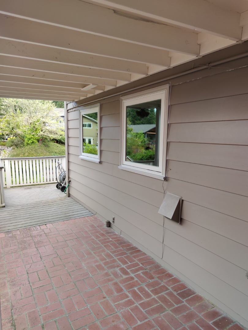 Lake Oswego, OR - We did one door and 2 window installation in this beautiful home