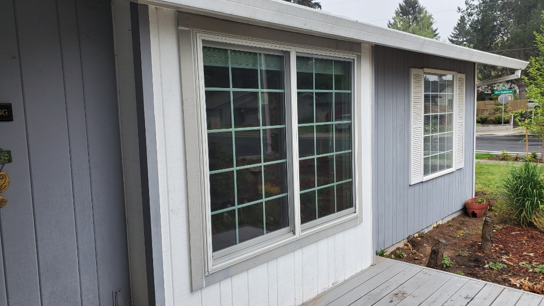 Gresham, OR - Installed a window for customer in Hillsboro OR