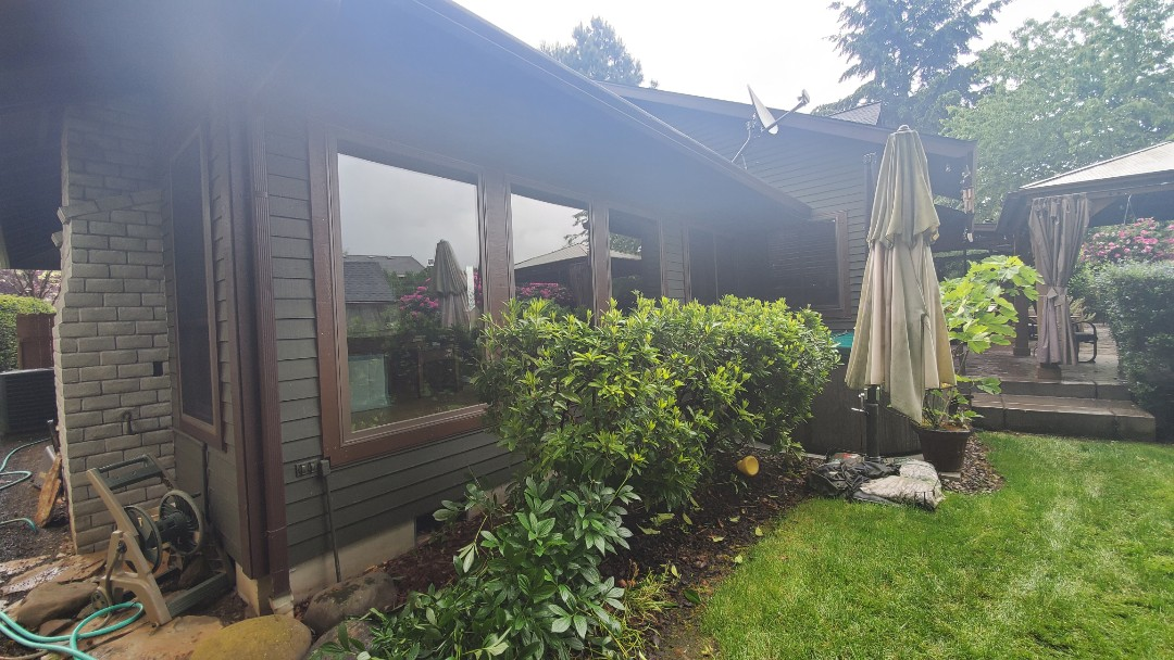 Vancouver, WA - Installed windows for customer with our crew in Vancouver WA