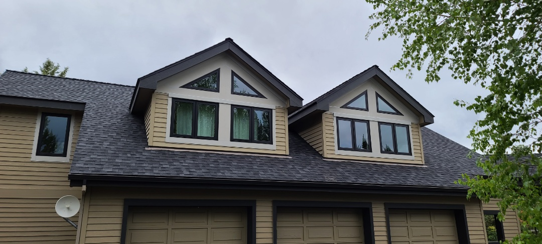 Bend, OR - We did 75 windows installation in this beautiful house