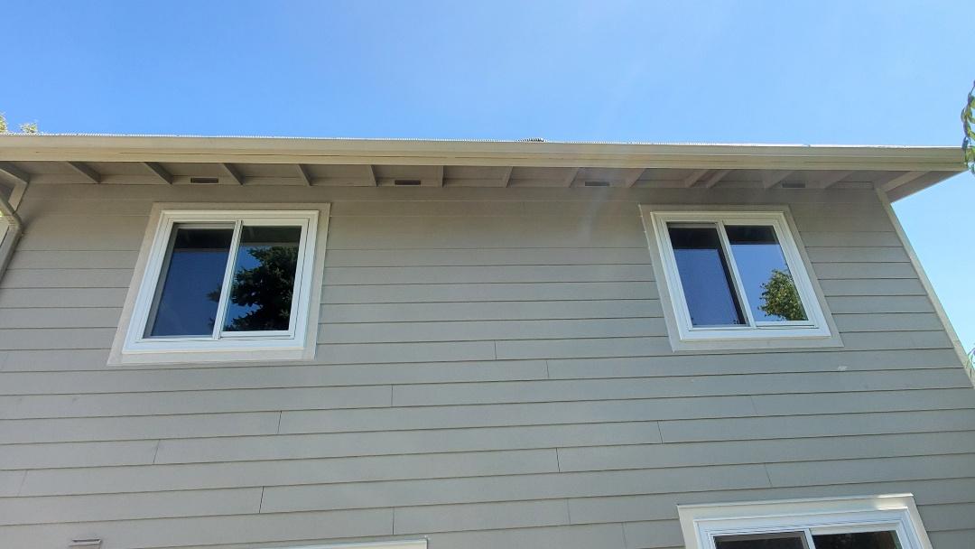 Salem, OR - Installed windows for customer in Salem
