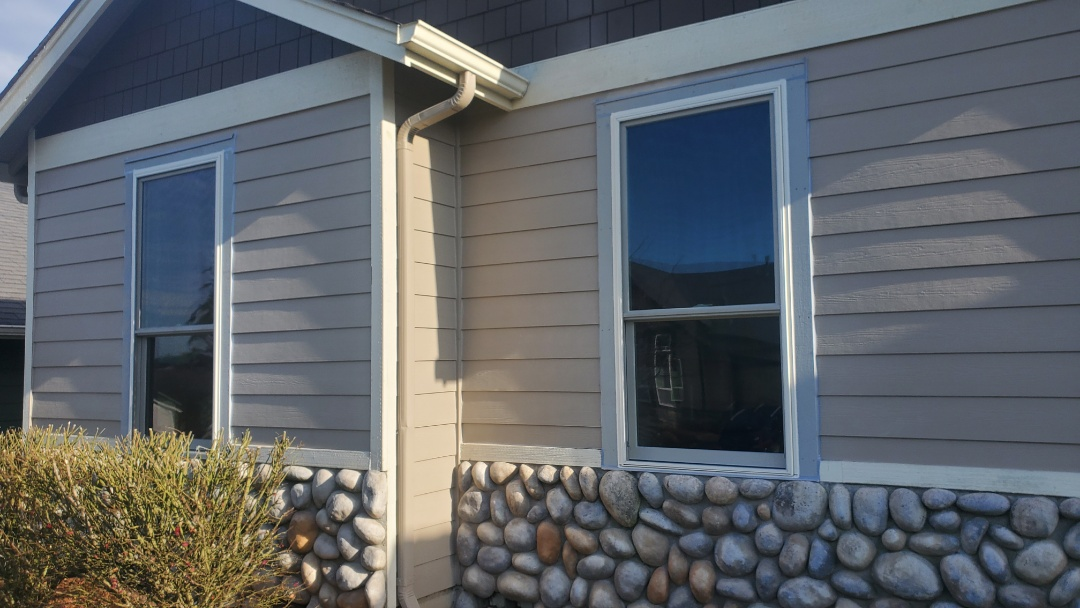 Salem, OR - Installed windows and door for customer in Salem