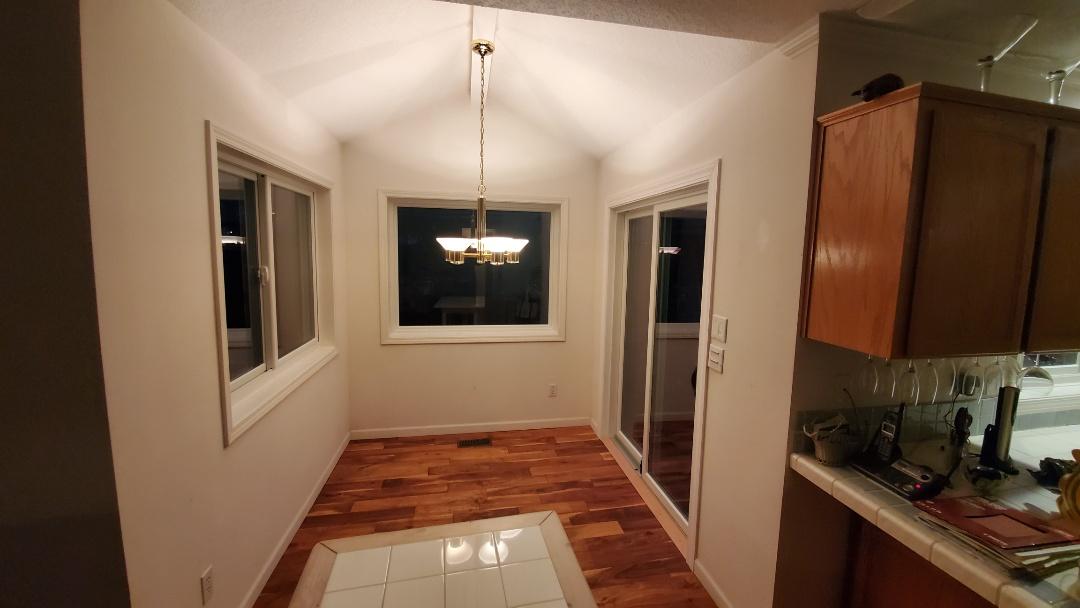 Portland, OR - Installed 20 windows and door for customer.