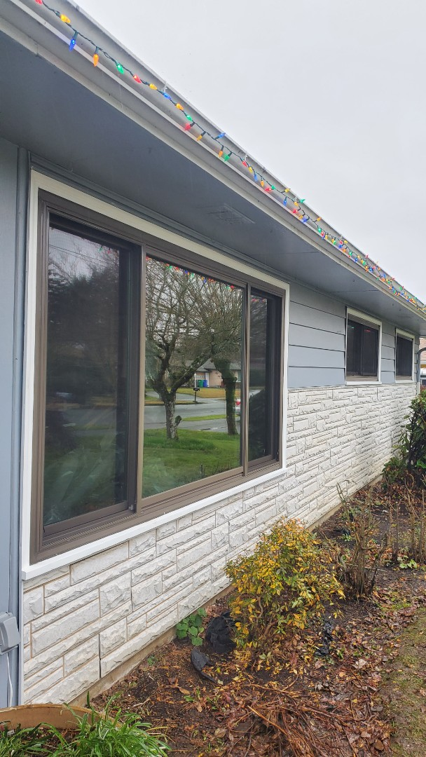 Portland, OR - Installed windows for customer in Portland