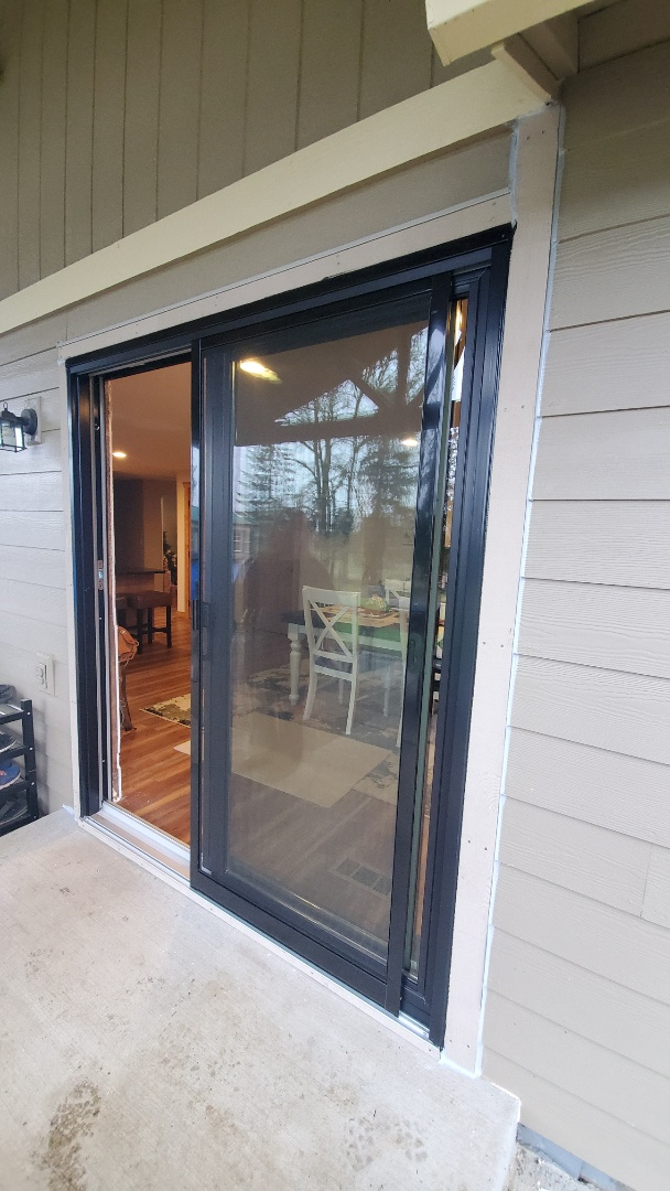 Portland, OR - Installed door for customer in La Center WA