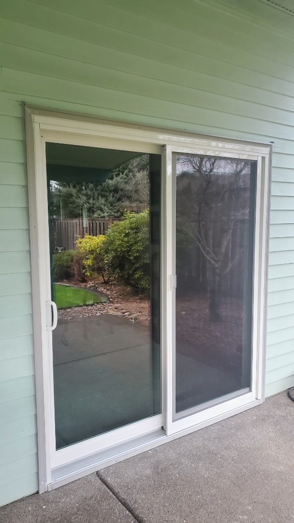 Portland, OR - Installed 2 doors for customer in hillsboro