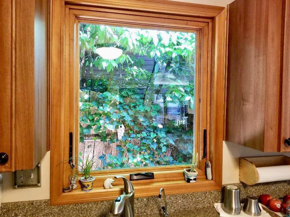 Portland, OR - New casement window installed in this home!