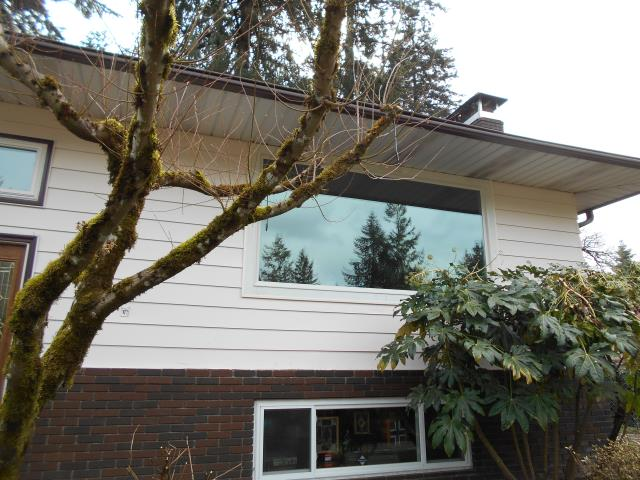 Gladstone, OR - Large picture window in Gladstone, OR, Installation came out great!