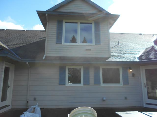 The Dalles, OR - Installed 15 windows and 2 patio doors.