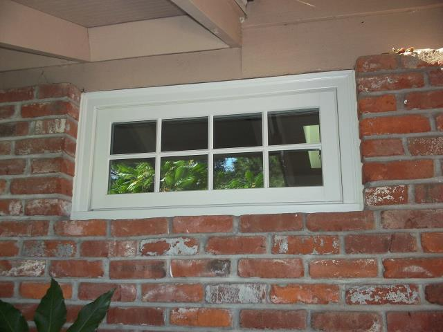 Lake Oswego, OR - 4 windows replaced.