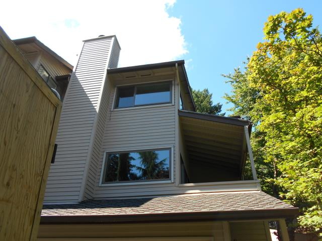 Lake Oswego, OR - 8 windows installed all windows will have stone hardware.