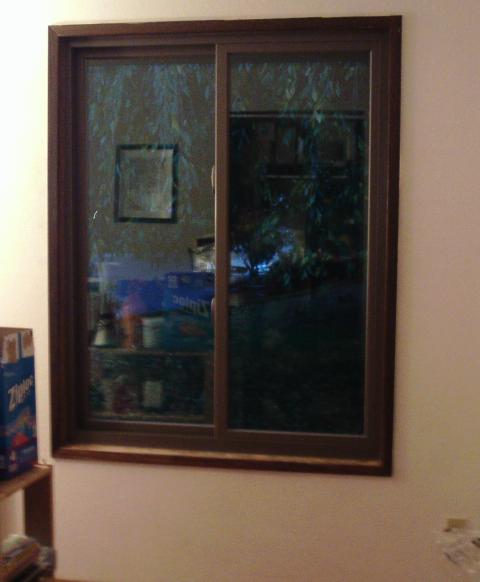 Gresham, OR - 6 windows replaced. Terratone interior/exterior.