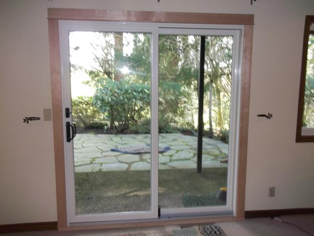 Aurora, OR - 11 Cutback Standard (primed) and 2 French Wood Sliders and 1 Patio Gliding door at this location!