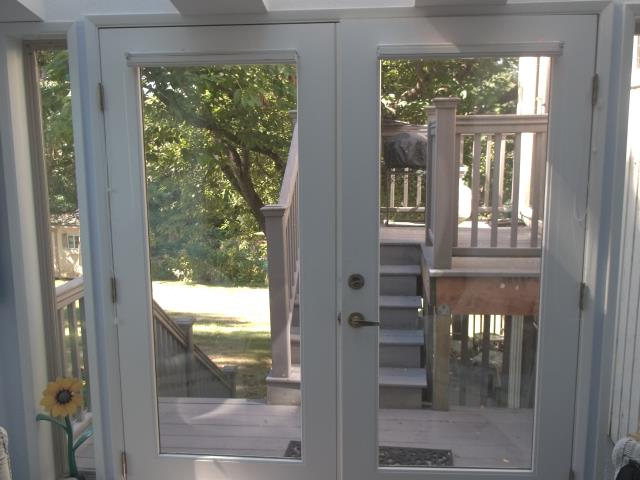 Aurora, OR - Gorgeous New French Doors for this home.