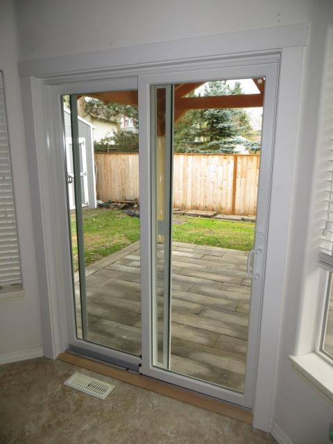 Aloha, OR - What a gorgeous replacement patio door for this home in Beaverton!