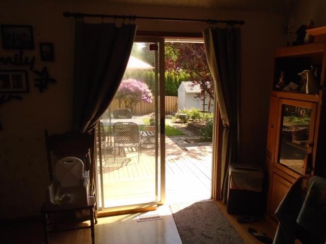 Clackamas, OR - We installed 2 patio doors for this great house!
