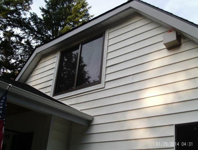 Colton, OR - We replaced 2 windows in the upstairs bedroom for this gorgeous home!