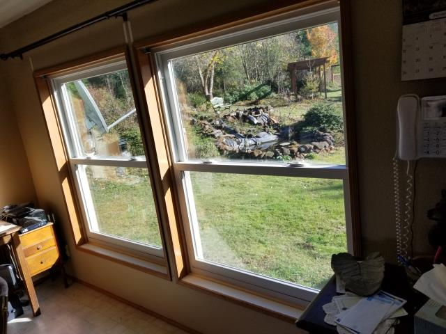 Woodland, WA - Our professional installers replaced 4 windows for this amazing home in Woodland!