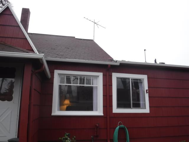 Washougal, WA - We installed 4 replacement windows for this Sweet Washougal home!