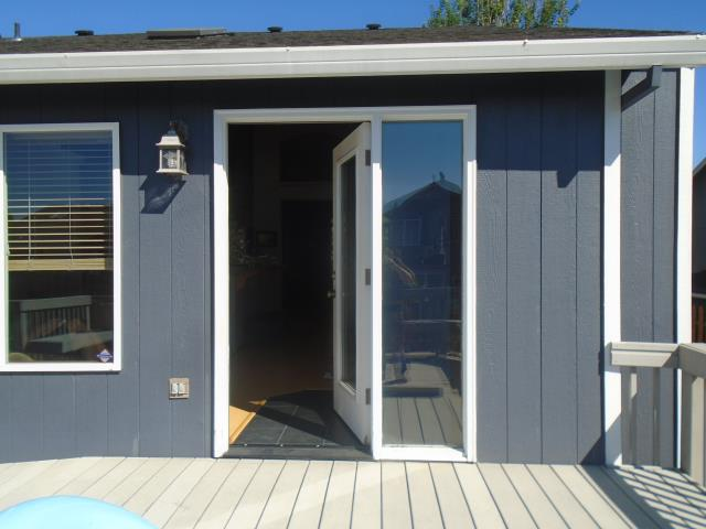 La Center, WA - We installed 1 patio door in this lovely La Center home!