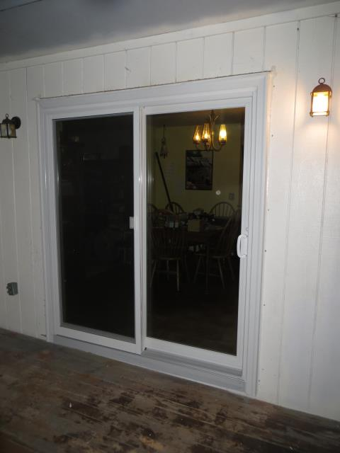 Banks, OR - We installed 4 patio doors and a replacement window for this amazing house!