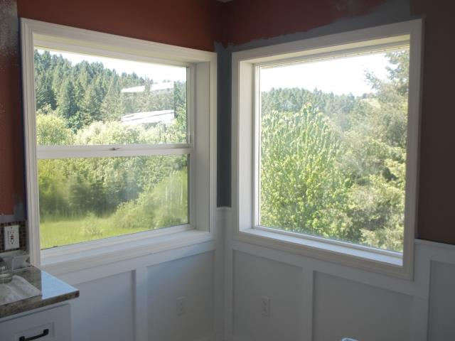 Banks, OR - We installed 3 windows for this beautiful Banks home!