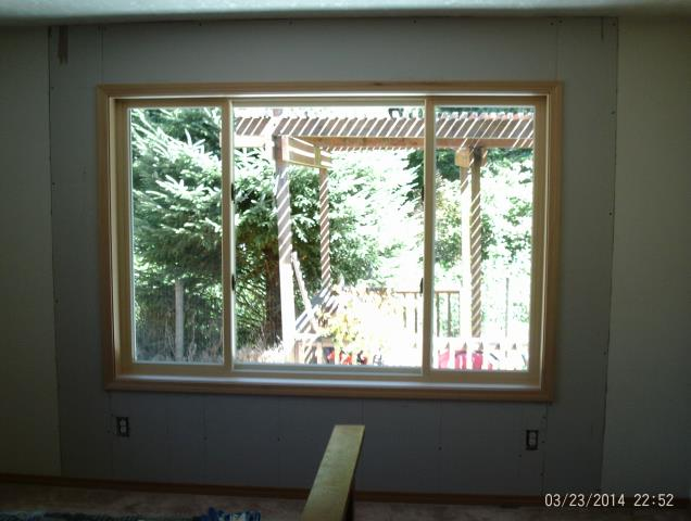 Warrenton, OR - We replaced 3 windows for this lovely Hammond home!