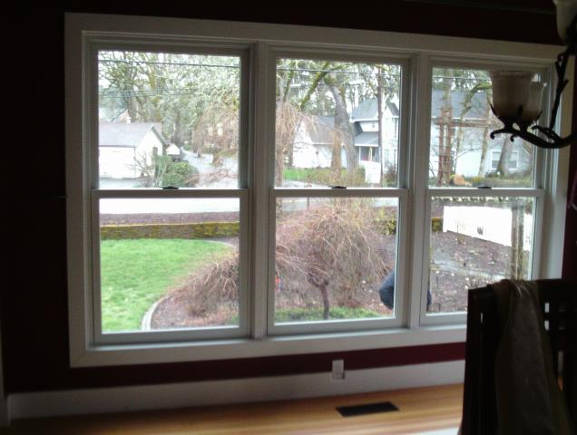 Hillsboro, OR - We installed 6 replacement windows for this amazing home!