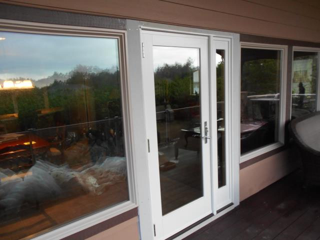 Nehalem, OR - We replaced 1 patio door for this lovely home!