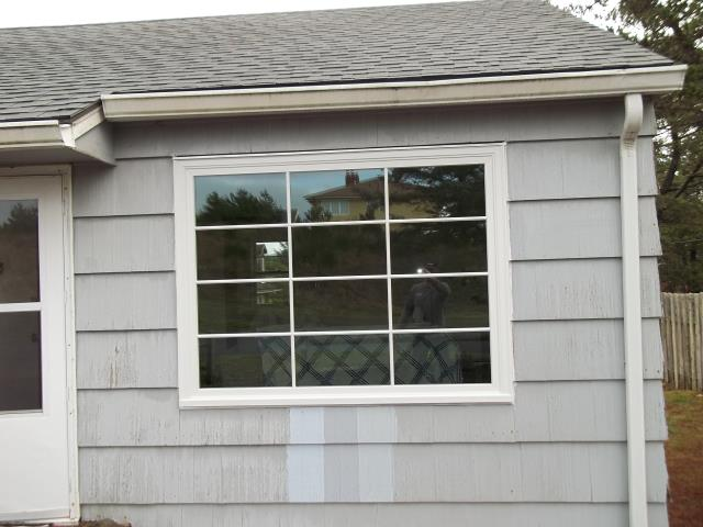 Gearhart, OR - We installed 10 replacement windows for this lovely home in Gearhart!