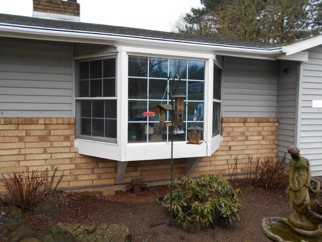 Sherwood, OR - We replaced 5 windows for this lovely home in Sherwood!