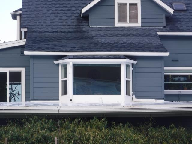 Rockaway Beach, OR - We installed 7 replacement windows for this wonderful Wheeler home!