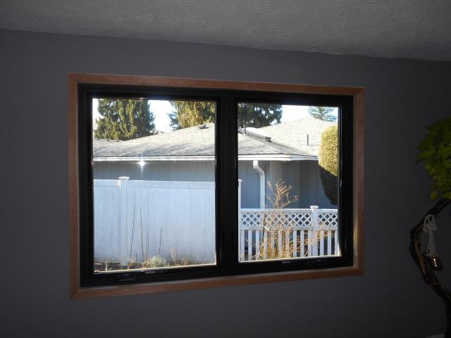 Milwaukie, OR - We installed 7 replacement windows for this amazing home!