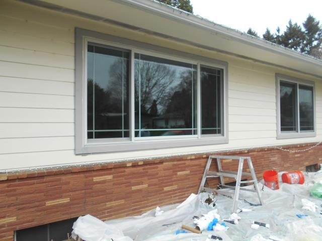 Keizer, OR - We replaced 3 windows for this lovely Keizer home!