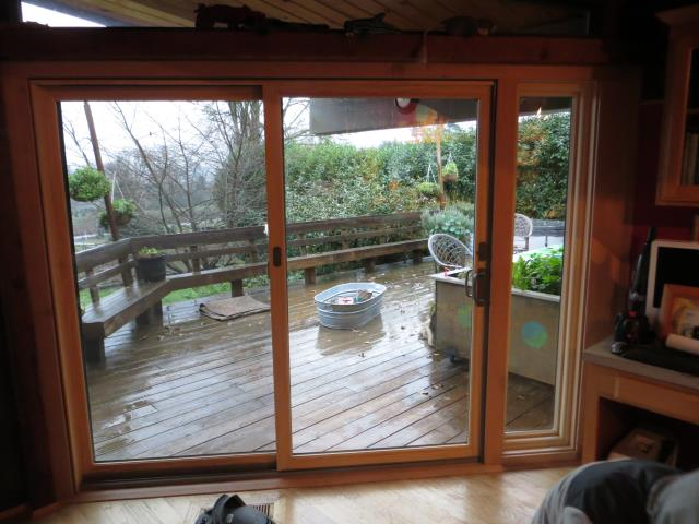 Salem, OR - We replaced 1 window and 1 patio door for this gorgeous home!