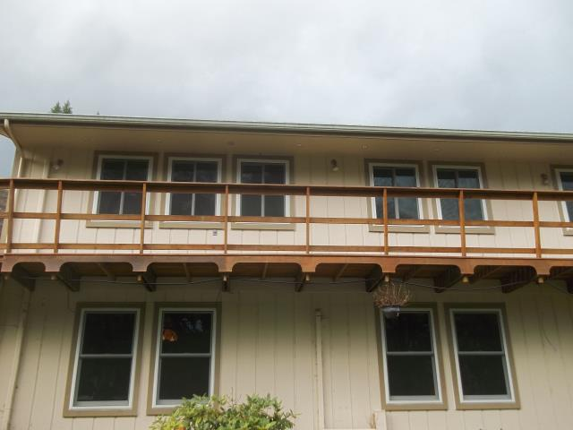 Blodgett, OR - We did a full window replacement for this home with 24 styles and 1 patio door!