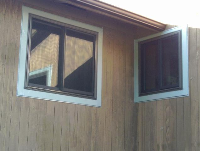 Corvallis, OR - We installed 14 replacement windows for this gorgeous home!