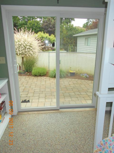 Dallas, OR - We replaced a gorgeous patio door for this home!