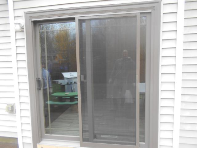 Independence, OR - We installed 1 patio door replacement for this home!