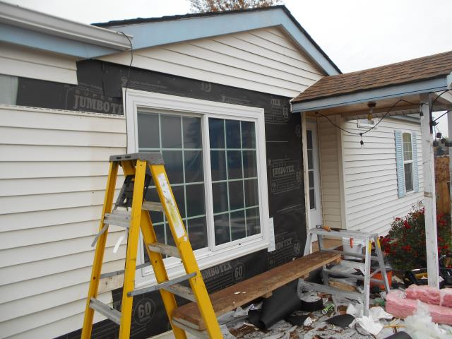 Mount Angel, OR - We replaced 1 window for this home in Mt Angel!