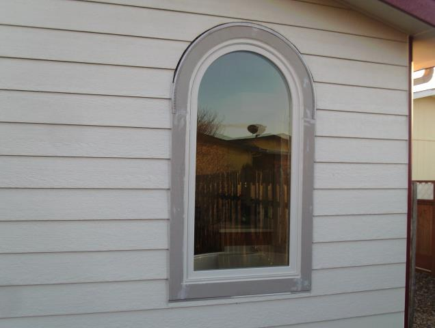 Newport, OR - We installed 7 replacement windows in this gorgeous home!