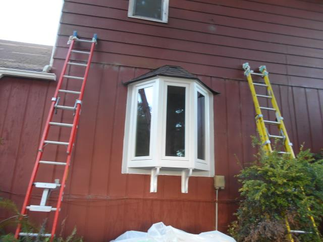 Otis, OR - We installed 3 replacement windows for this great home!